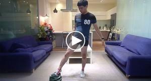 Πως να φορέσετε ένα παντελόνι χωρίς χέρια (Video)