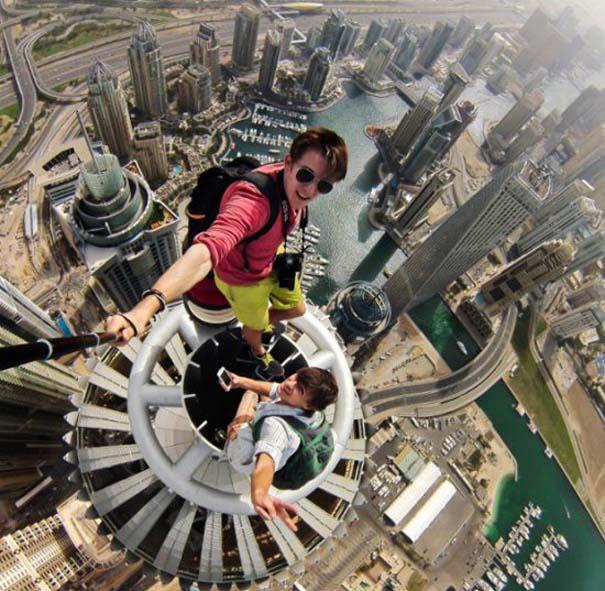 Selfies που προκαλούν ίλιγγο (2)