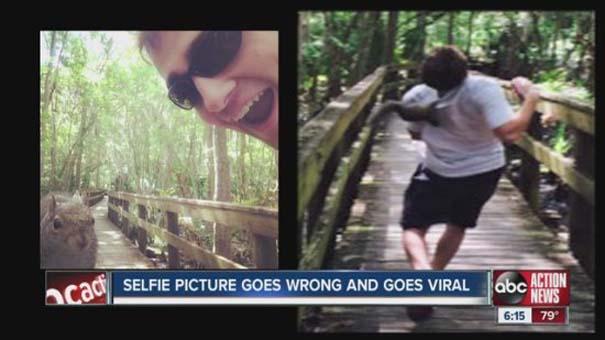 Selfies σε ακατάλληλες στιγμές (14)
