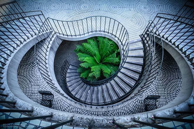 Σπιράλ σκάλες (2)