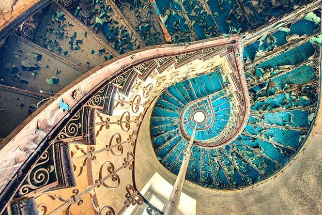 Σπιράλ σκάλες (4)