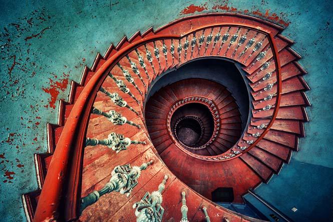 Σπιράλ σκάλες (5)