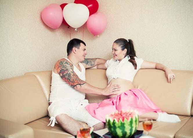 Τάισε την γυναίκα του ένα ολόκληρο καρπούζι και δείτε τι έγινε... (3)