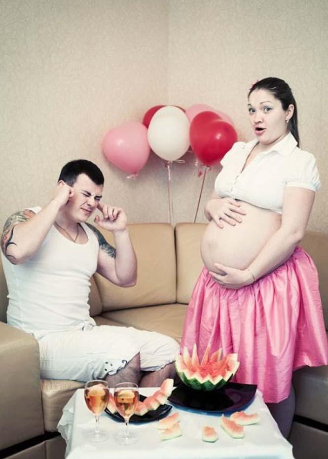 Τάισε την γυναίκα του ένα ολόκληρο καρπούζι και δείτε τι έγινε... (12)