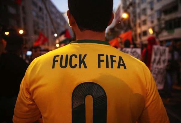 Η θλιβερή πλευρά του Μουντιάλ της Βραζιλίας (9)