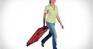 Η βαλίτσα που μετατρέπει το αυτοκίνητο σε camping