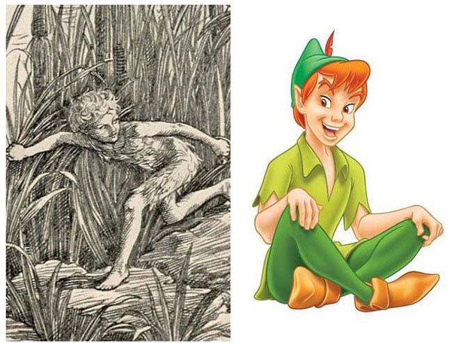 Χαρακτήρες cartoon τότε και τώρα (9)