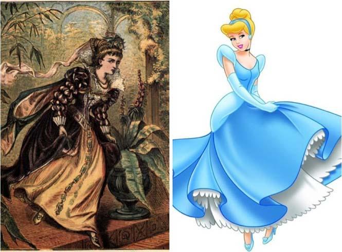 Χαρακτήρες cartoon τότε και τώρα (13)