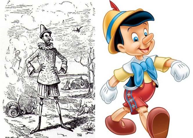 Χαρακτήρες cartoon τότε και τώρα (15)