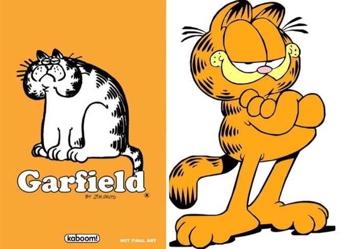 Χαρακτήρες cartoon τότε και τώρα (17)