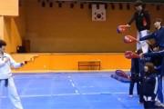 4πλη κλωτσιά Taekwondo