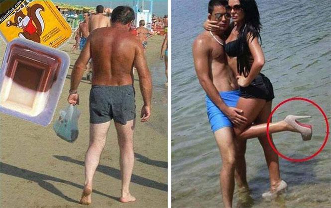 Άκυρα πράγματα που θα δεις στην παραλία (1)