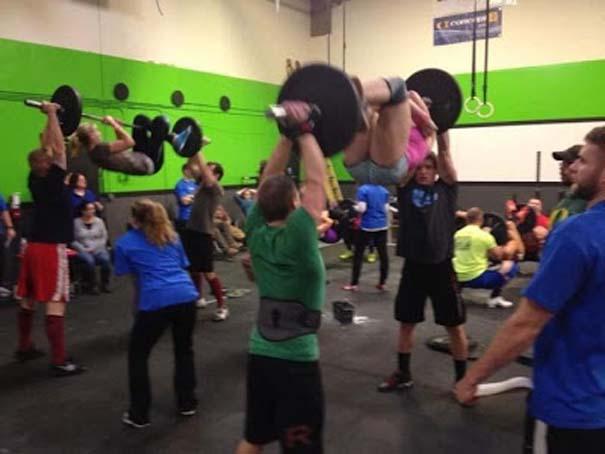 Άνθρωποι που δεν έχουν ιδέα τι κάνουν στο γυμναστήριο (25)
