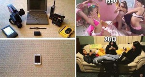 Η ζωή στα 90's και σήμερα
