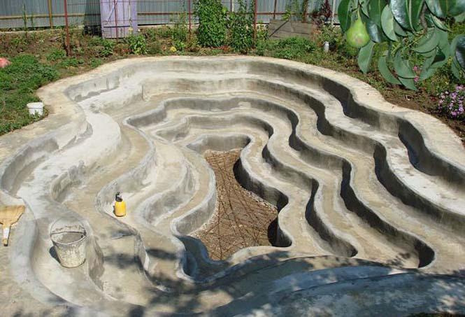 Εντυπωσιακή αυτοσχέδια πισίνα στην αυλή (12)
