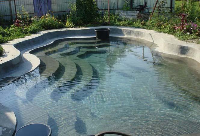 Εντυπωσιακή αυτοσχέδια πισίνα στην αυλή (15)
