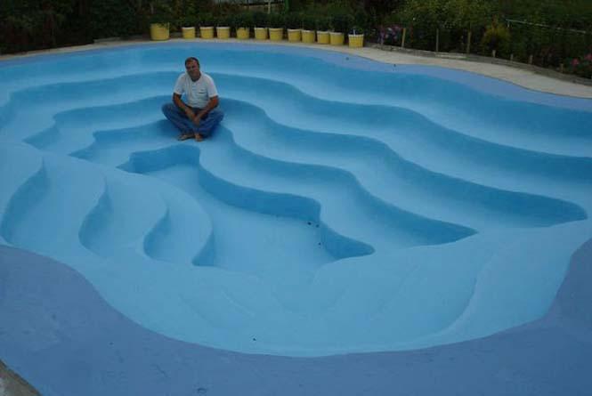 Εντυπωσιακή αυτοσχέδια πισίνα στην αυλή (16)