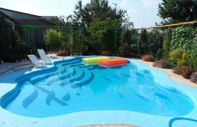 Εντυπωσιακή αυτοσχέδια πισίνα στην αυλή (18)