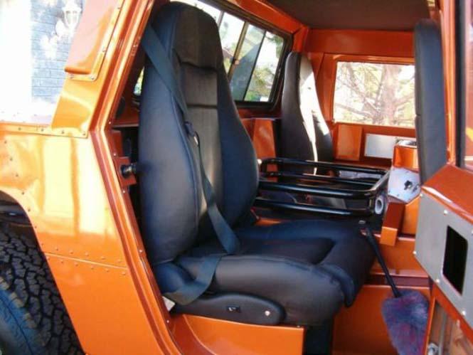 Ένα παλιό φορτηγάκι Ford F-150 μετατράπηκε σε εντυπωσιακό Hummer (23)