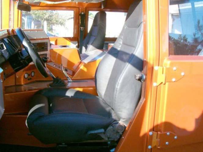 Ένα παλιό φορτηγάκι Ford F-150 μετατράπηκε σε εντυπωσιακό Hummer (24)