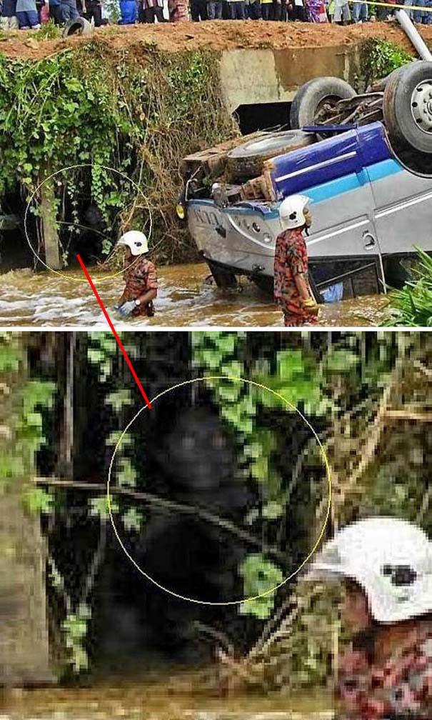 Φωτογραφίες που κρύβουν κάτι τρομακτικό (8)
