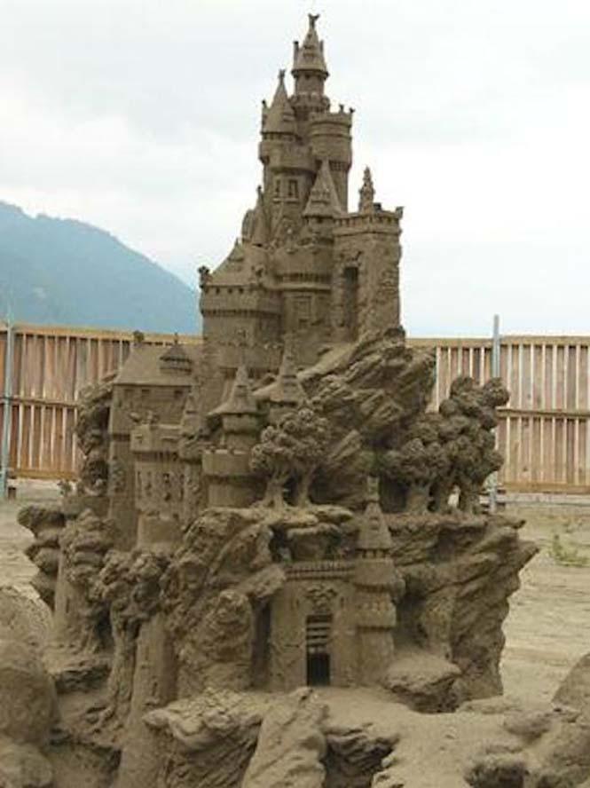 Κάστρα στην άμμο που αποτελούν έργα τέχνης (5)