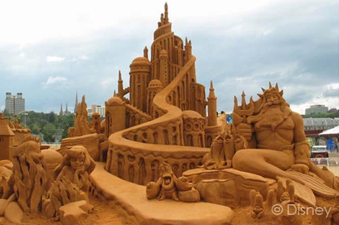 Κάστρα στην άμμο που αποτελούν έργα τέχνης (9)