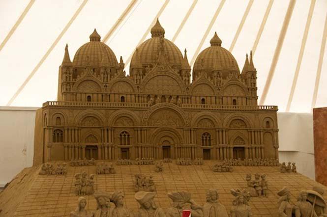 Κάστρα στην άμμο που αποτελούν έργα τέχνης (12)