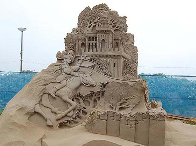 Κάστρα στην άμμο που αποτελούν έργα τέχνης (14)
