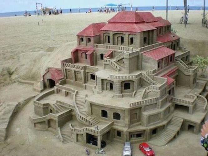 Κάστρα στην άμμο που αποτελούν έργα τέχνης (16)