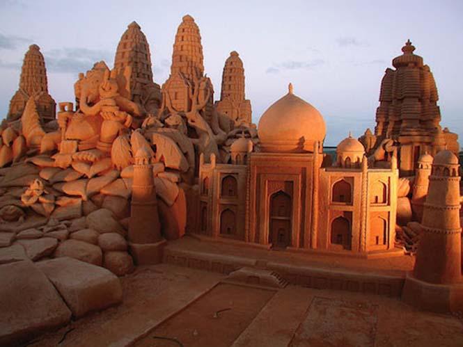 Κάστρα στην άμμο που αποτελούν έργα τέχνης (19)