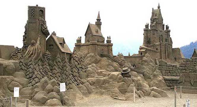Κάστρα στην άμμο που αποτελούν έργα τέχνης (20)