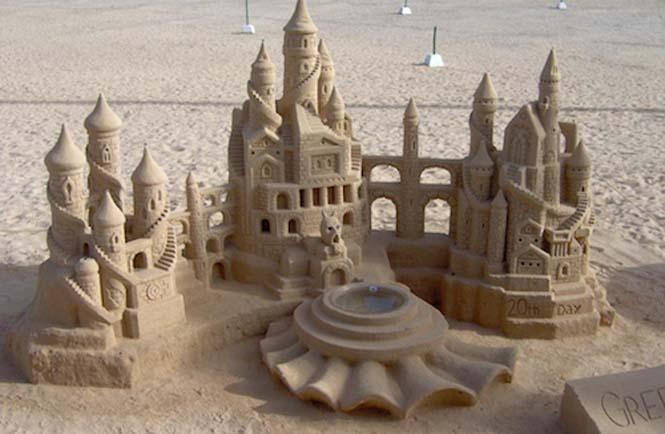 Κάστρα στην άμμο που αποτελούν έργα τέχνης (21)