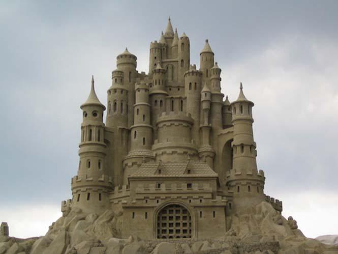 Κάστρα στην άμμο που αποτελούν έργα τέχνης (22)