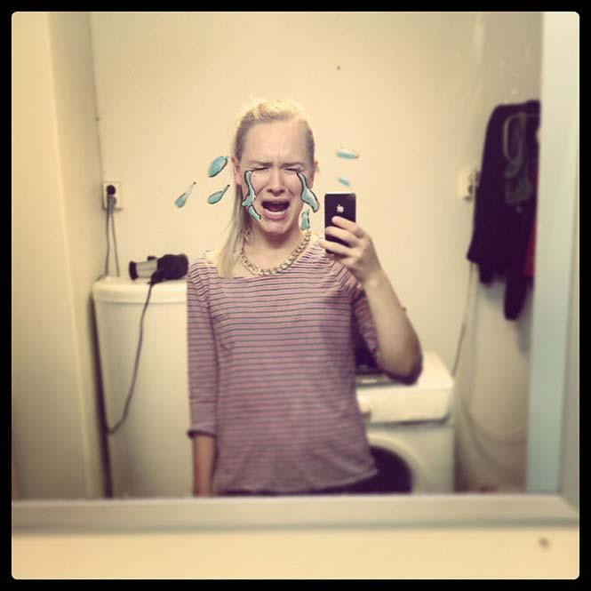 Κοπέλα πέρασε τις selfies στο μπάνιο σε άλλο επίπεδο (11)