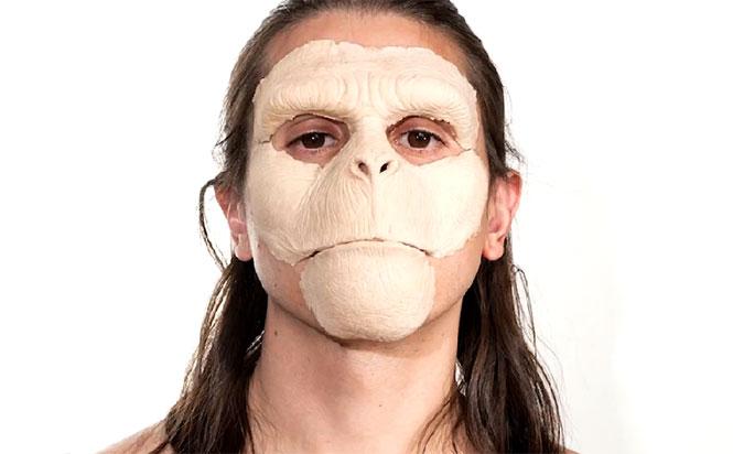 Μεταμόρφωση σε πίθηκο