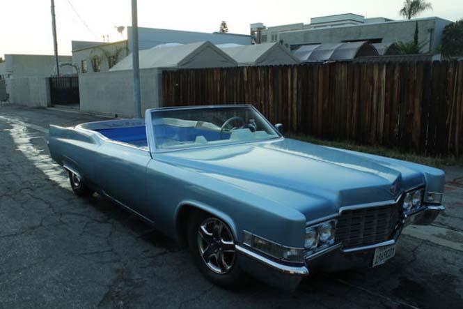 Μετατρέποντας μια Cadillac σε... κινούμενη πισίνα (21)