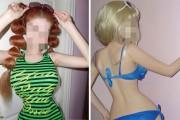 Μια νέα «ζωντανή κούκλα» από την Ρωσία (1)