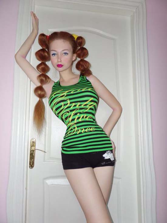 Μια νέα «ζωντανή κούκλα» από την Ρωσία (6)