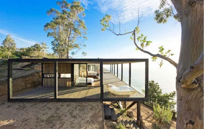 Ονειρεμένο σπίτι συνδυάζει βουνό και θέα στη θάλασσα (3)