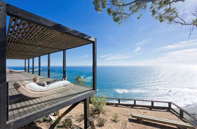Ονειρεμένο σπίτι συνδυάζει βουνό και θέα στη θάλασσα (2)