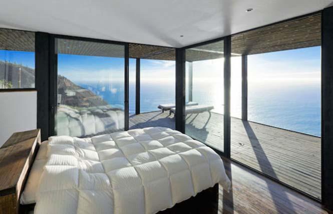 Ονειρεμένο σπίτι συνδυάζει βουνό και θέα στη θάλασσα (4)