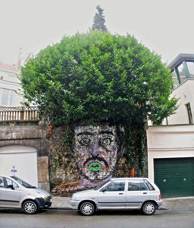 Όταν η τέχνη του δρόμου γίνεται ένα με το περιβάλλον (11)