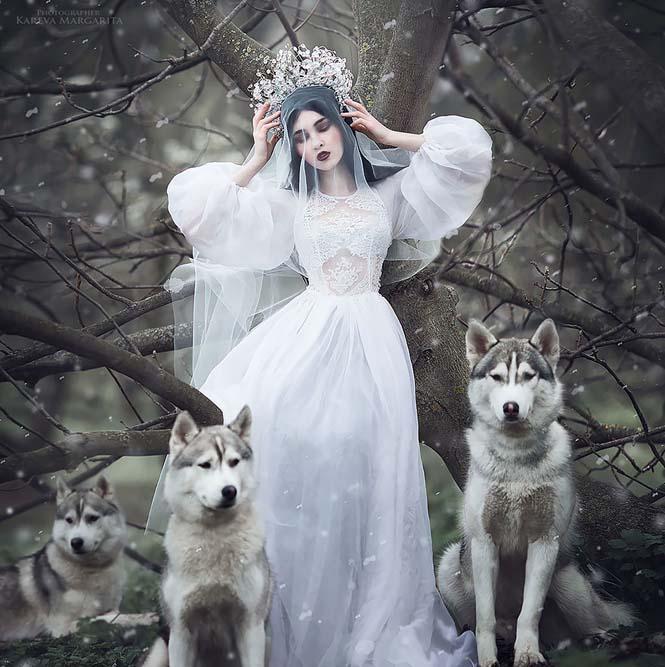 Παραμύθια ζωντανεύουν μέσα από τις μαγικές φωτογραφίες της Margarita Kareva (2)