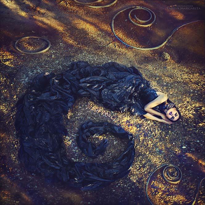 Παραμύθια ζωντανεύουν μέσα από τις μαγικές φωτογραφίες της Margarita Kareva (4)