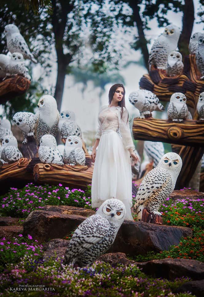 Παραμύθια ζωντανεύουν μέσα από τις μαγικές φωτογραφίες της Margarita Kareva (7)