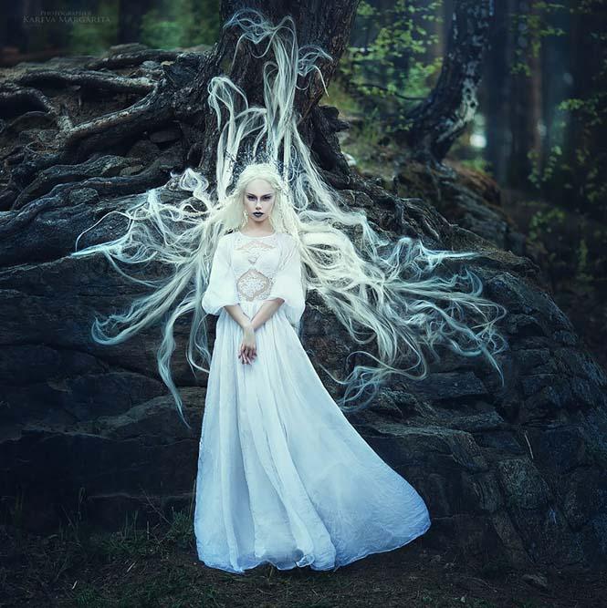 Παραμύθια ζωντανεύουν μέσα από τις μαγικές φωτογραφίες της Margarita Kareva (9)