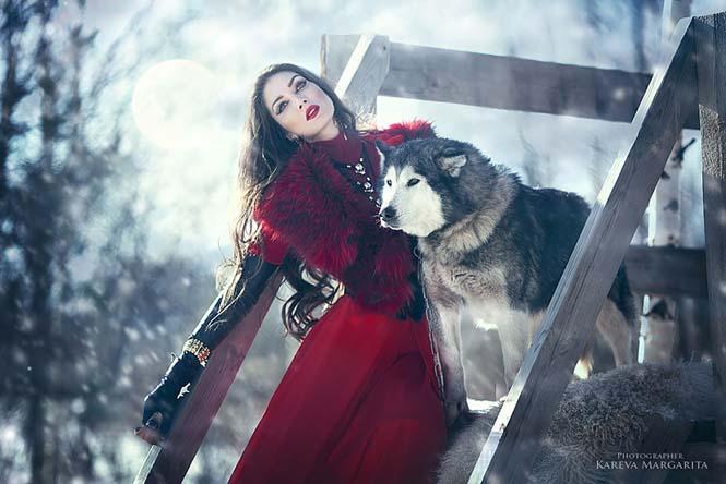 Παραμύθια ζωντανεύουν μέσα από τις μαγικές φωτογραφίες της Margarita Kareva (15)