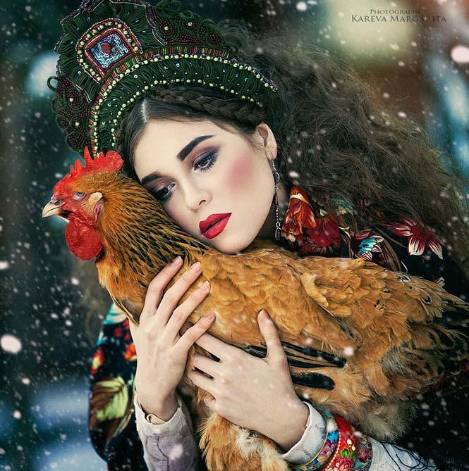 Παραμύθια ζωντανεύουν μέσα από τις μαγικές φωτογραφίες της Margarita Kareva (22)
