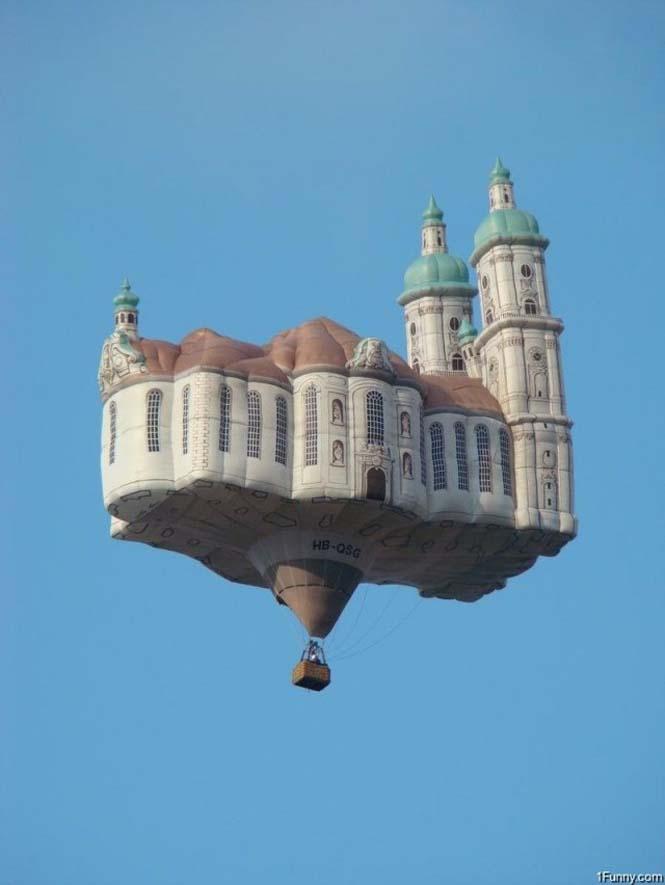 Παράξενα αερόστατα (4)